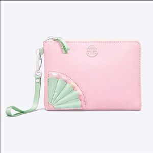 New Tory Burch Golf Tee Wristlet